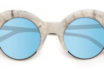 Retro style Italian frame Dandy´s Eyewear -Óptica Gran Vía Barcelona