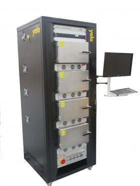 Y4000 burn-in and life test system.