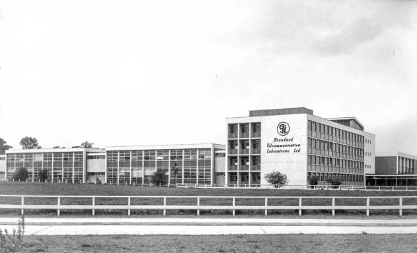 Standard Telecommunication Laboratories in 1960