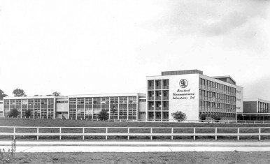 Standard Telecommunication Laboratories in 1960