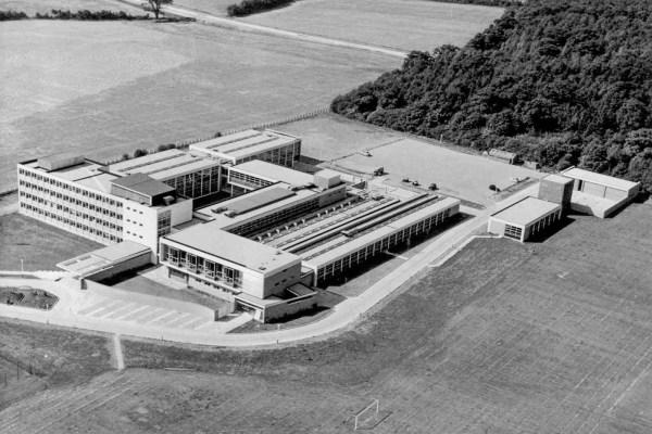 Standard Telecommunication Laboratories in 1961