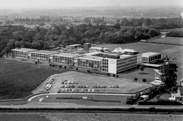 Standard Telecommunication Laboratories in 1967