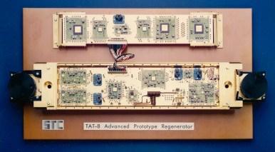 TAT8 Undersea Repeater circuit board