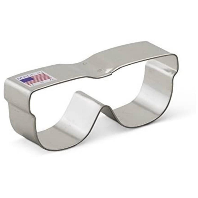 eyeglasses cookie cutter