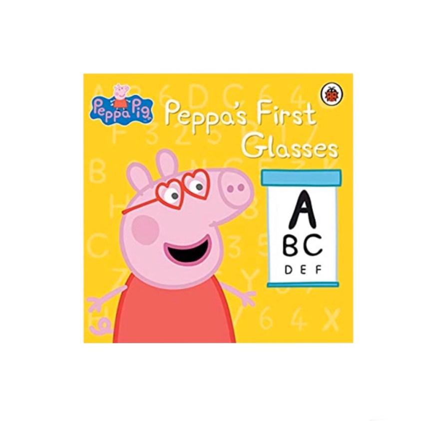 Peppa Pig glasses book
