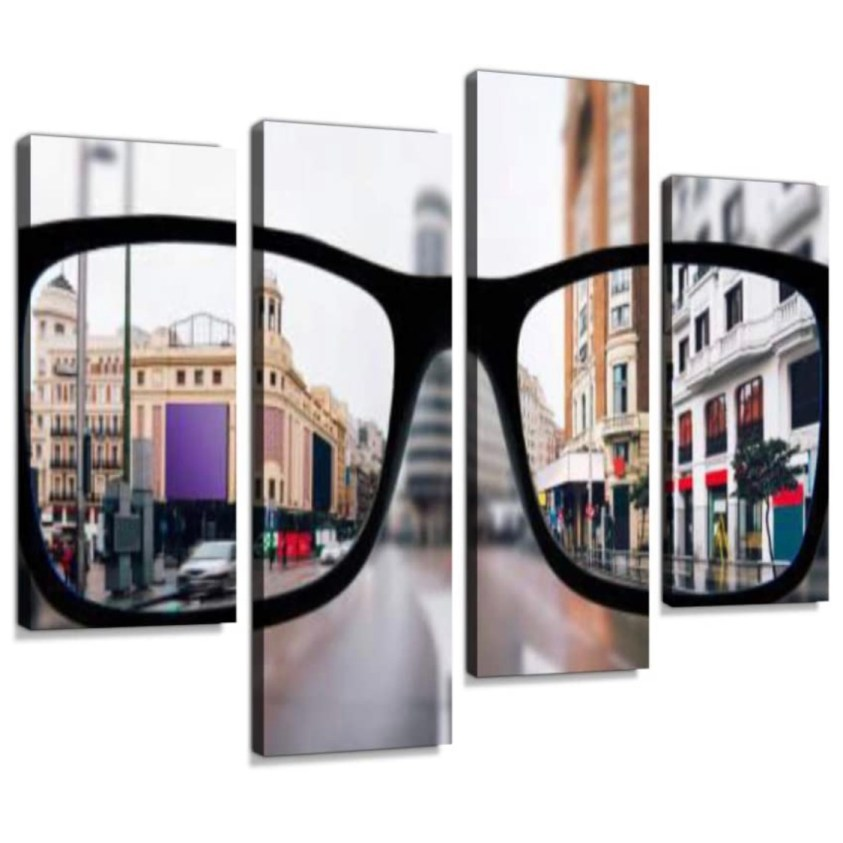 glasses art set