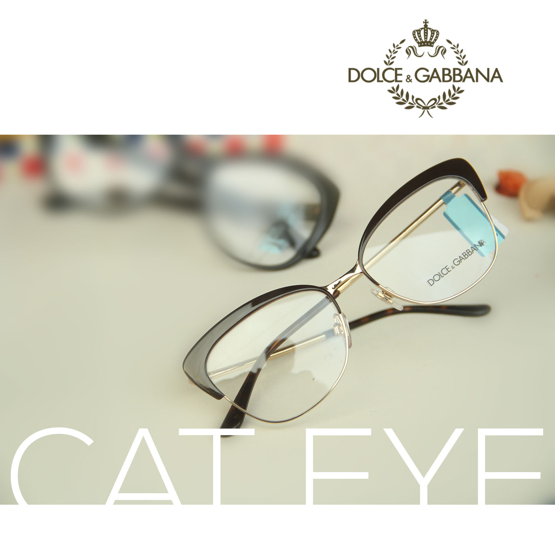 Dolce & Gabanna Cat-Eye frame glasses