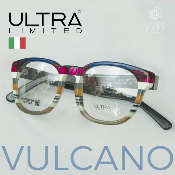 Gafas de Sol Ultra Limited Vulcano, Optica Rapp, La Laguna Tenerife