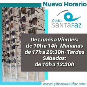horario-invierno-www.opticasantafaz.com-optica-san-vicente-del-raspeig