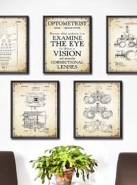 Optometry Signs