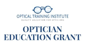 Optician Education Grant