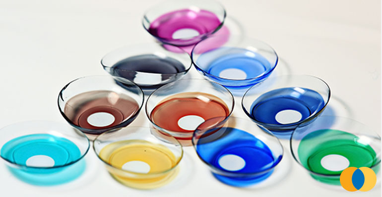 Lentes de Contacto Coloridas