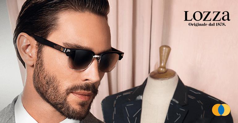 65b310871 Já conhece a nova coleção de óculos de sol Lozza?