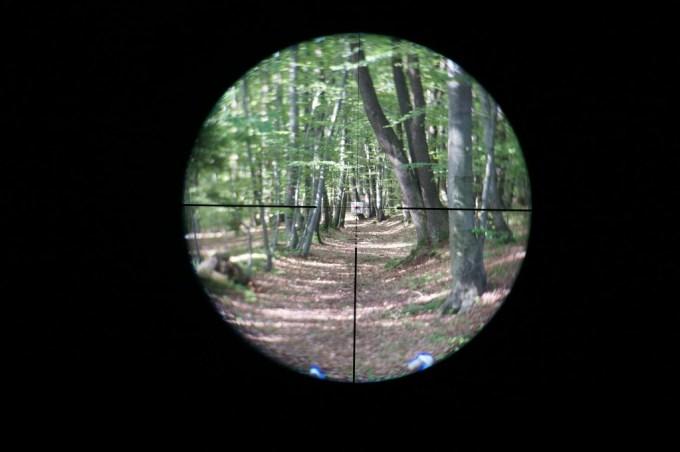Leica Magnus 1.5-10x42 reticle Ballistik subtensions at 1.5x