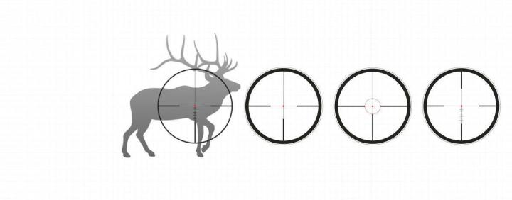 Leica ER5 Reticles