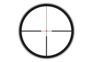 Leica ERi L-4a illuminated Reticle