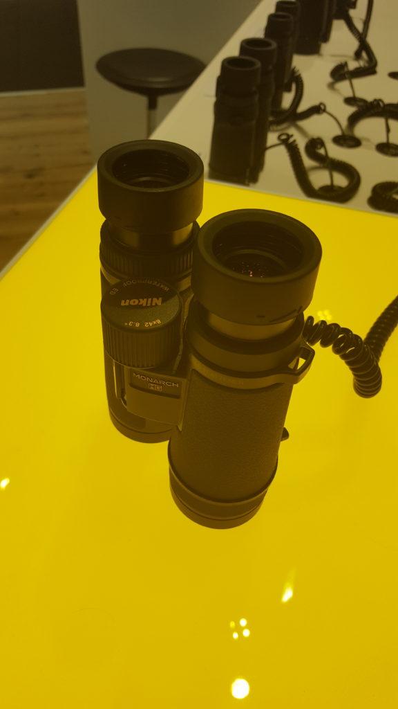 Nikon Monarch HG binoculars at IWA 2017