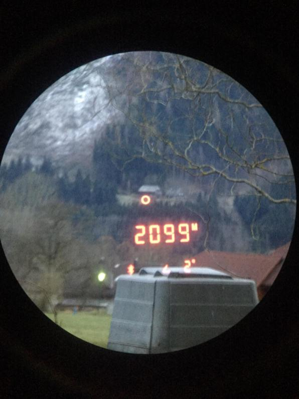 Sig Sauer Kilo 2400 ABS