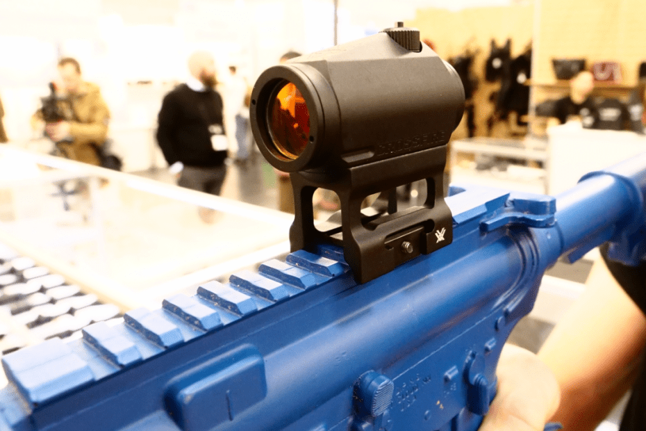 Vortex Crossfire Red Dot Sight