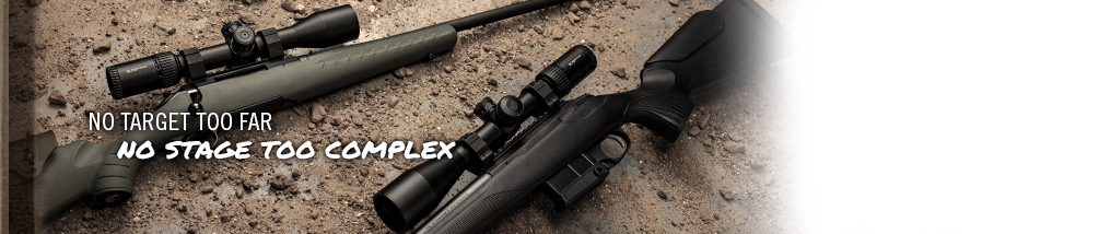 Vortex Strike Eagle Riflescopes