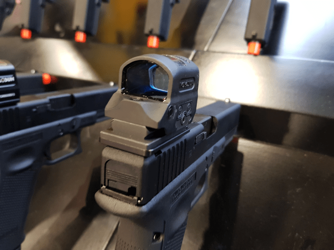 Holosun HE509T Titanium Red Dot Sight