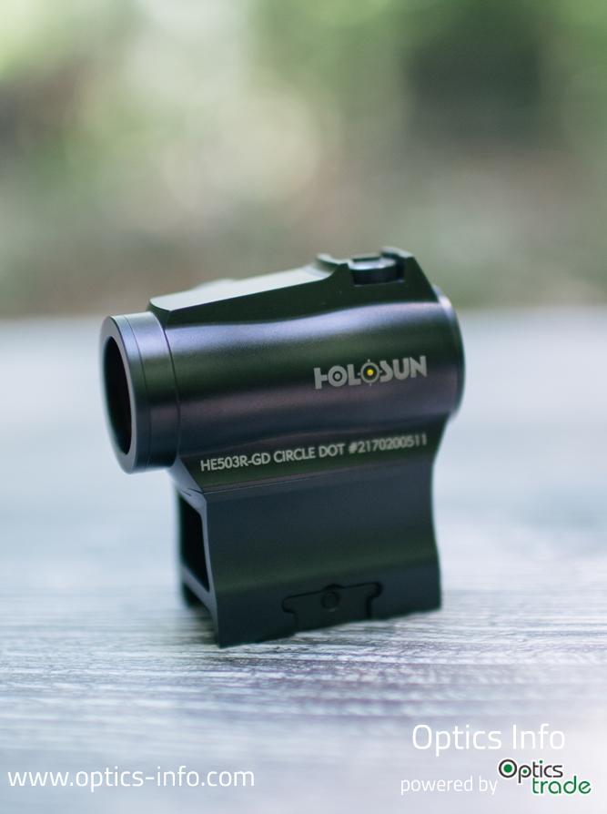 Holosun HS503R GD