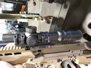 Nikon BLACK FORCE100 1-6x24 riflescope