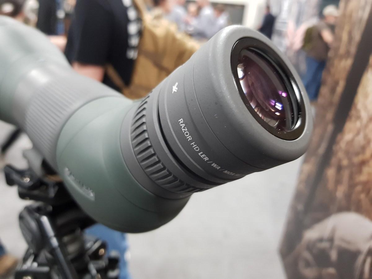 Vortex Razor HD spotting scope new eyepiece