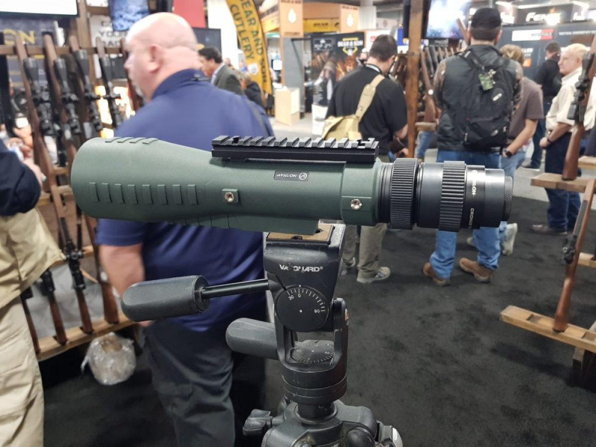 Athlon Cronus Tactical Spotting Scope