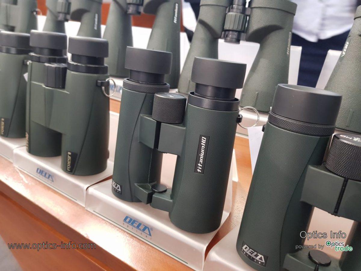 Delta Optical Titanium HD Binoculars