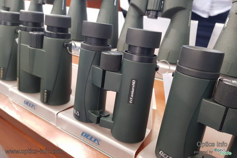 Delta Optical Titanium HD Binoculars