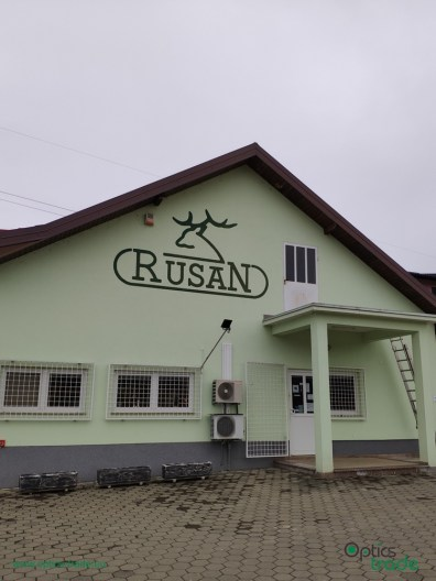 RUSAN factory tour