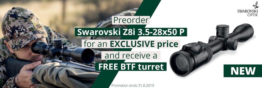 Swarovski Z8i PREORDER