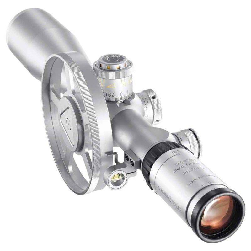 Schmidt & Bender 12.5-50x56 Field Target II