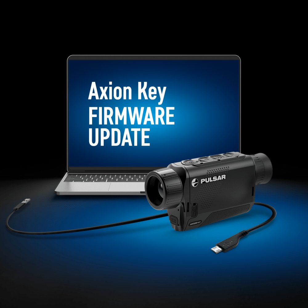 Pulsar Key firmware update