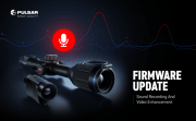 Pulsar Firmware update (Thermion, Axion, Axion Key)