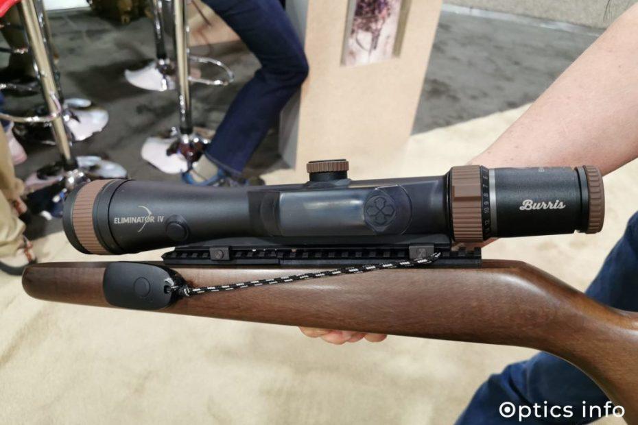 Burris Eliminator IV LaserScope 4-16x50