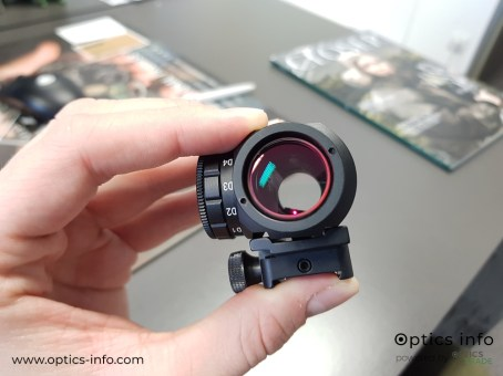 GPO Spectra - The Aimpoint Micro adapter made by EAW doesn't fit