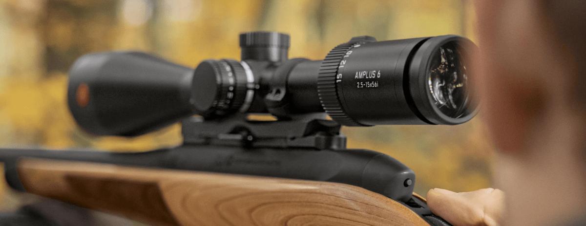 Leica Amplus 6 Riflescopes