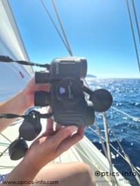 Steiner Navigator Pro with Compass