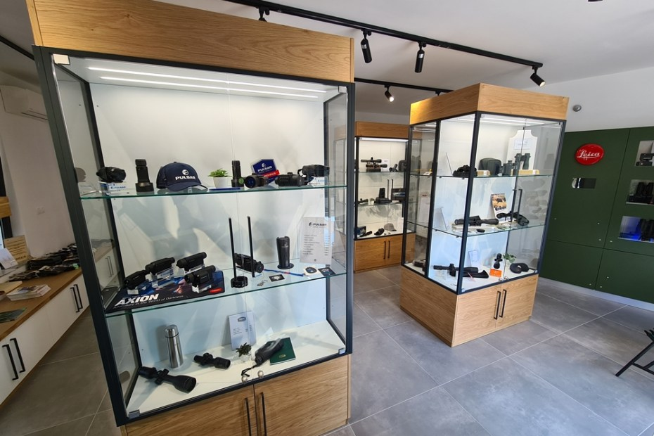 Optics-Trade Retail Store in Slovenska Bistrica