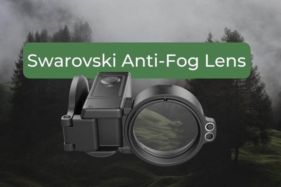 Swarovski AFL Anti-Fog Lens (source: Swarovski Optik)