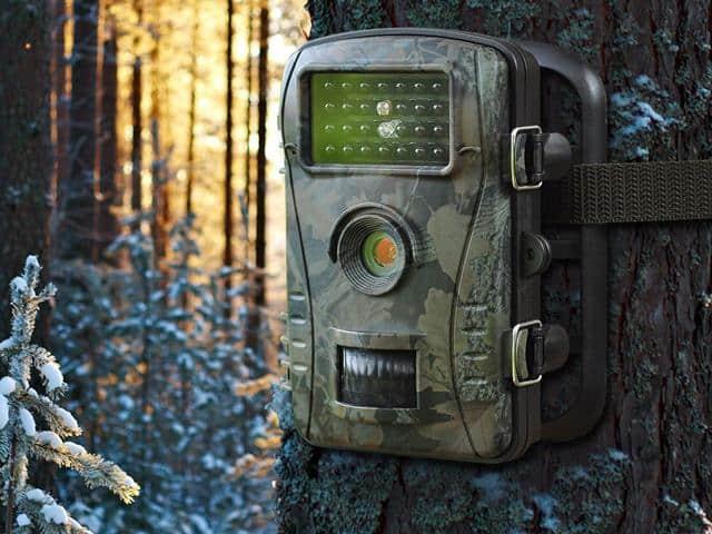 ENKLOV Trail Game Camera 12MP 1080 Wildlife Hunting Camera 2020
