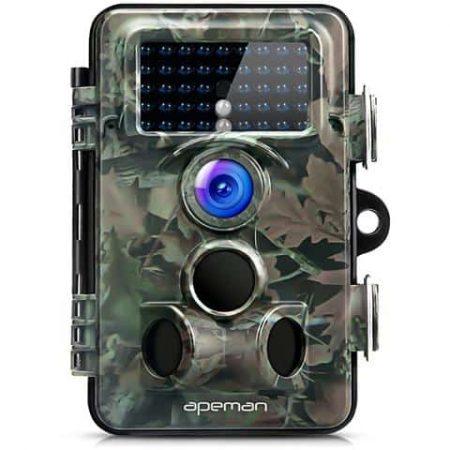 Best Trail Camera 2020.Top 3 Apeman Trail Cameras Reviews For 2020 Opticsmax