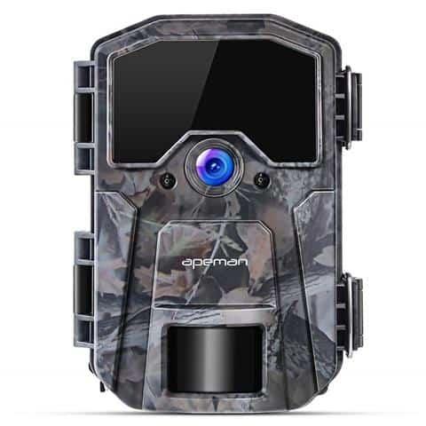 APEMAN Trail Camera 16MP 1080P Wildlife Camera
