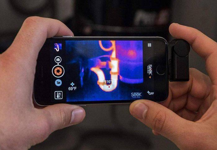 Top Thermal Cameras 2020