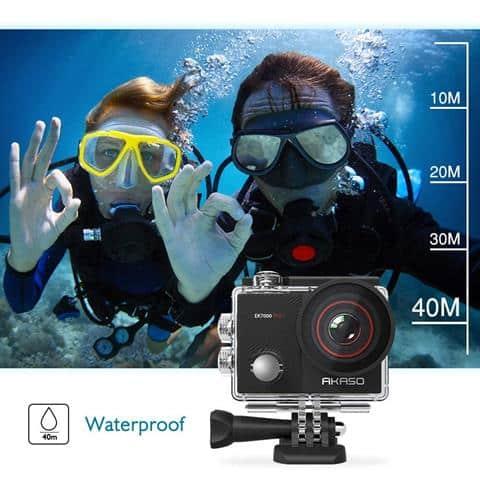 AKASO EK7000 Pro 4K Action Cameras