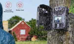 Trail Camera For Security
