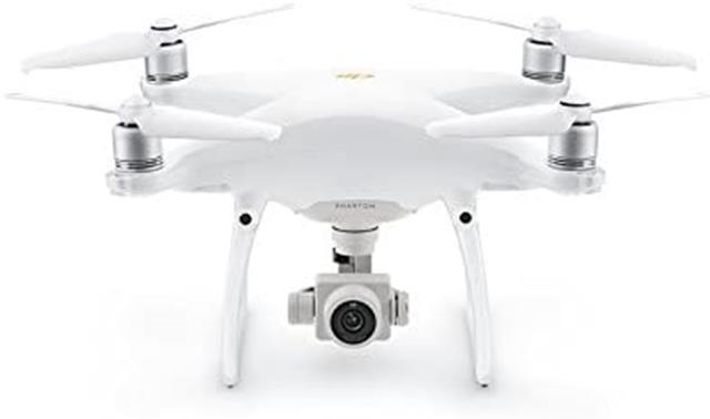 DJI Phantom 4 Pro V2.0 Drone Quadcopter UAV With 20MP Camera
