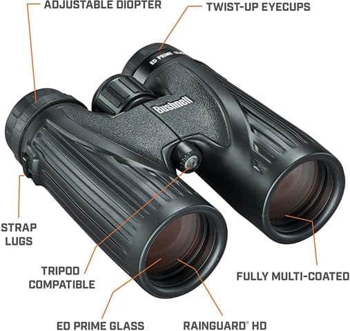 Bushnell Legend Ultra Hd 10x42 Binocular